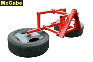 McCabe Silage Pusher 3 Pt
