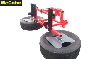 McCabe Silage Pusher -